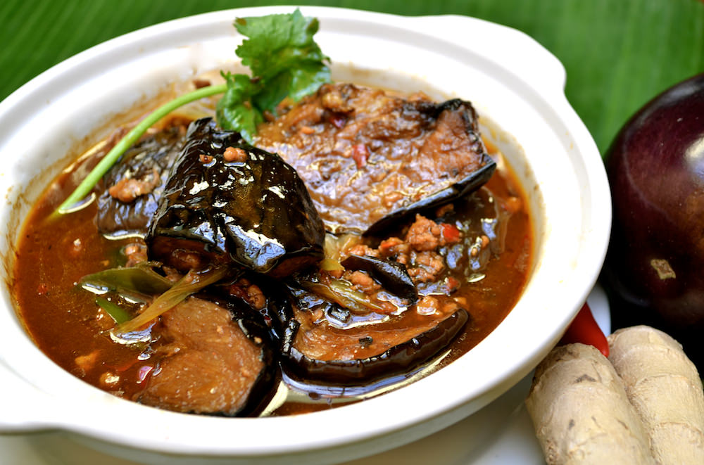 Aubergine| Naturally Chinese Restaurant