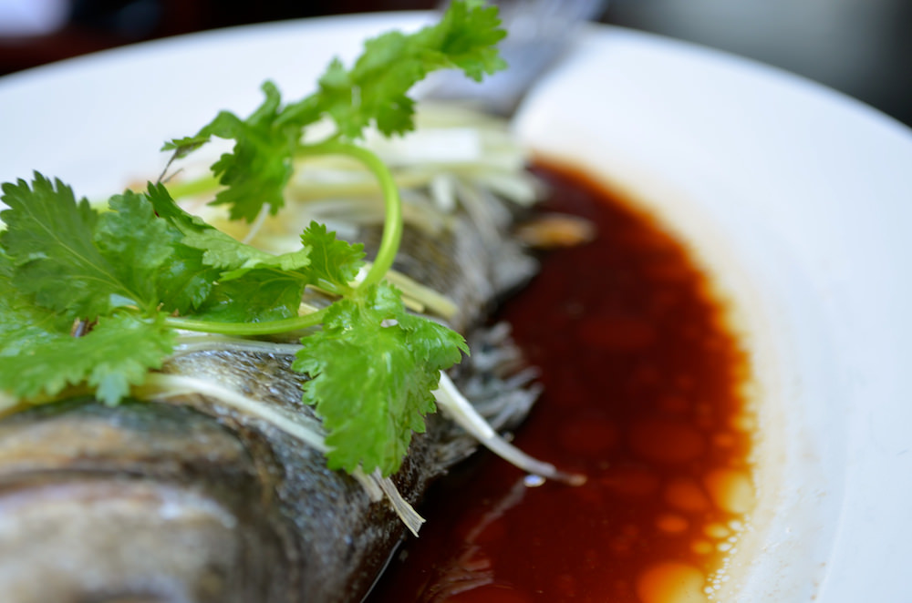 Naturally Chinese Sea Bass