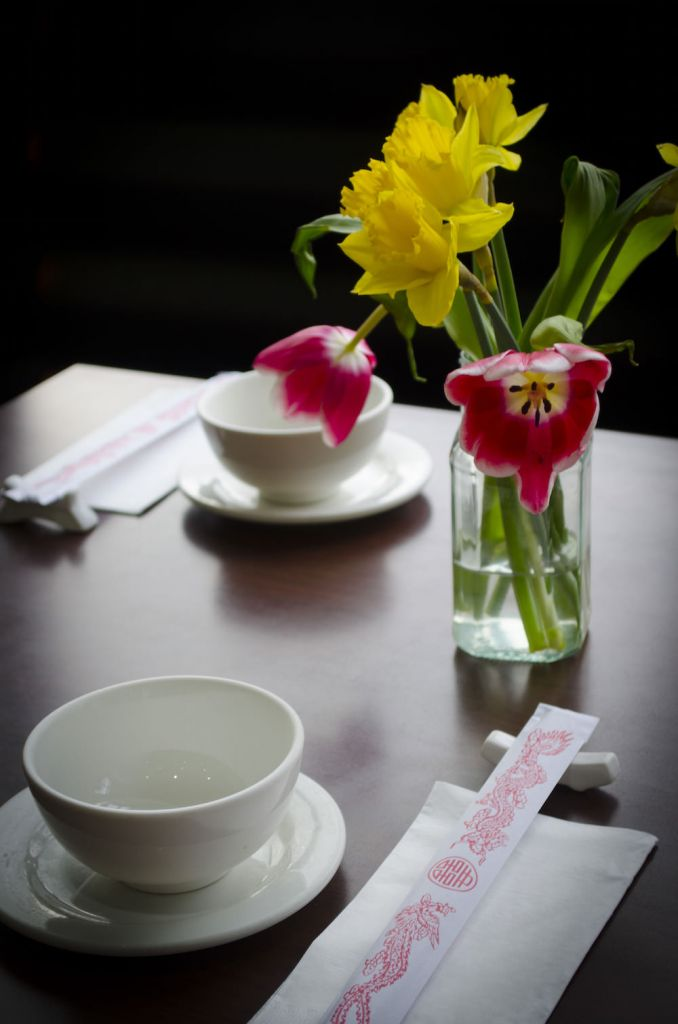 Spring at Naturally Chinese Restaurant